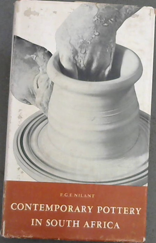 Image for Contemporary  Pottery  In  South  Africa