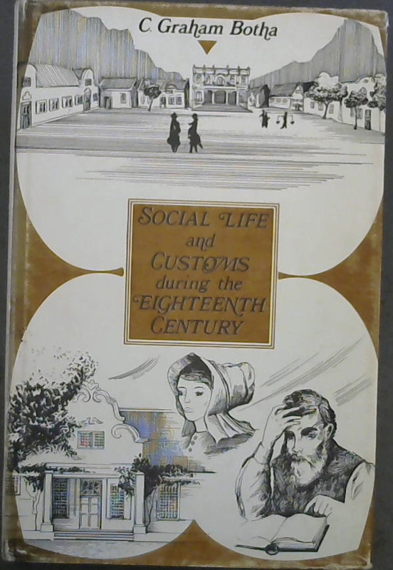 Image for Social Life and Customs during the Eighteenth Century