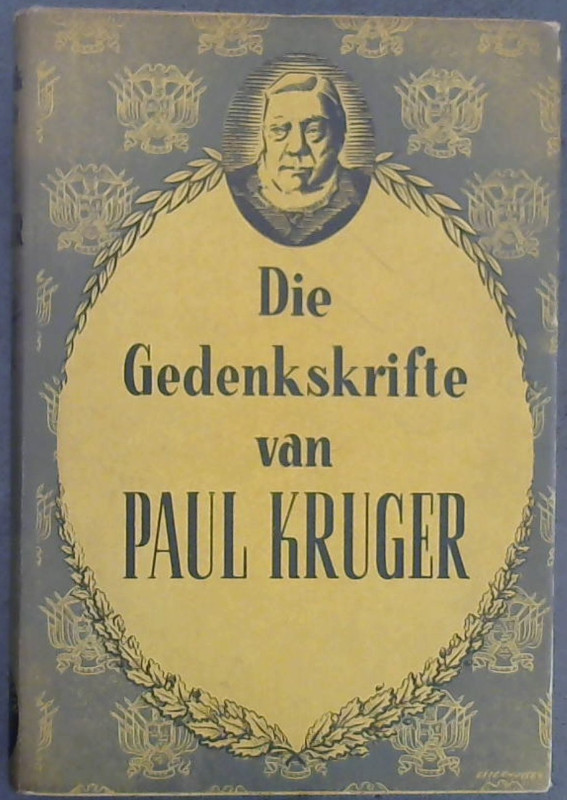 Image for Die Gedenkskrifte van Paul Kruger