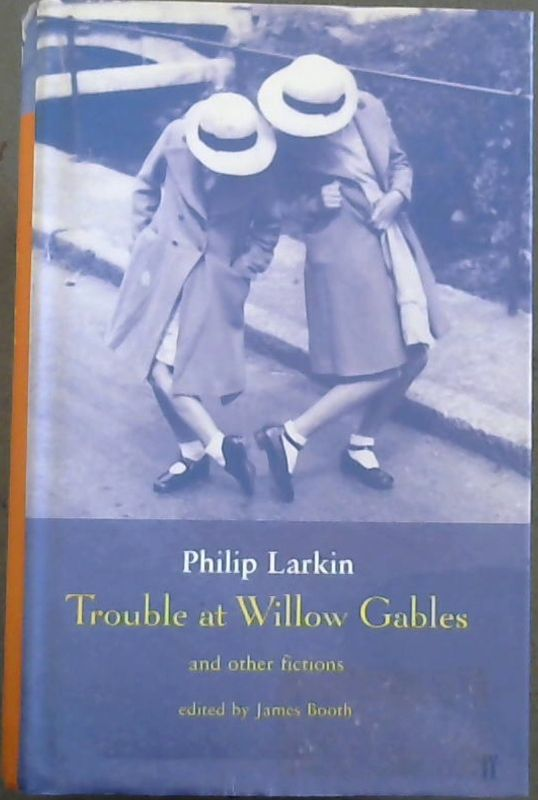 Image for Trouble at Willow Gables and Other Fictions