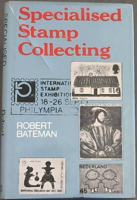 Image for Specialized Stamp Collecting