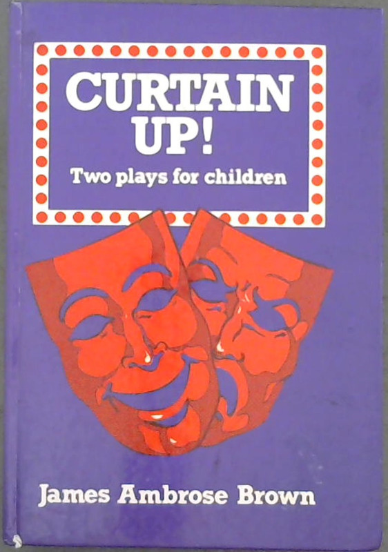 Image for Curtain Up! Two Plays for Children