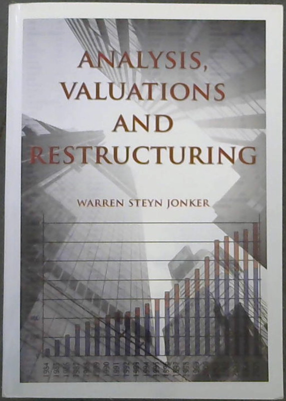 Image for Analysis, Valuations and Restructuring