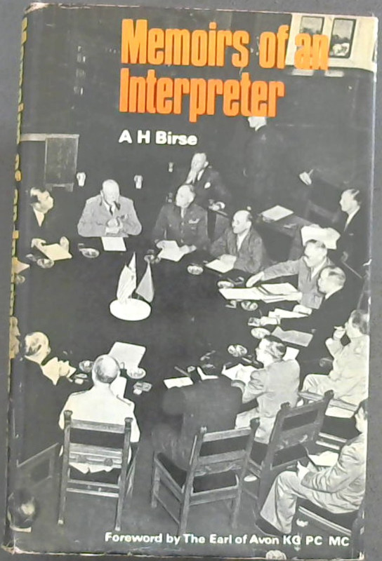 Image for Memoirs of an Interpreter