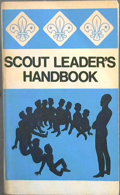 Image for Scout Leader's Handbook : The official Handbook of the Scout Association