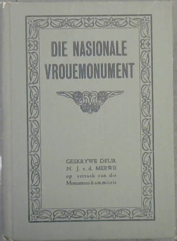 Image for Die Nasionale Vrouemonument