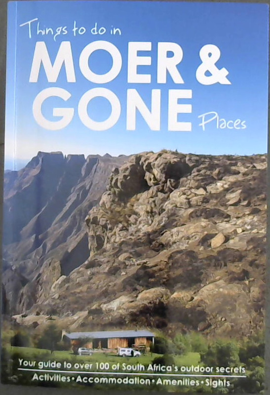 Image for Things to Do in Moer and Gone Places