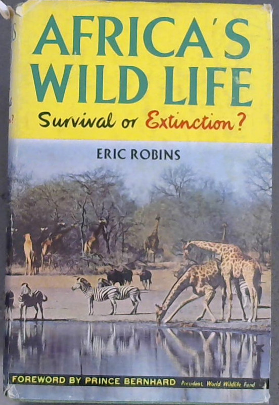 Image for Africa's Wild Life : Survival or Extinction