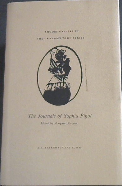 Image for The Journals of Sophia Pigot 1819-1821