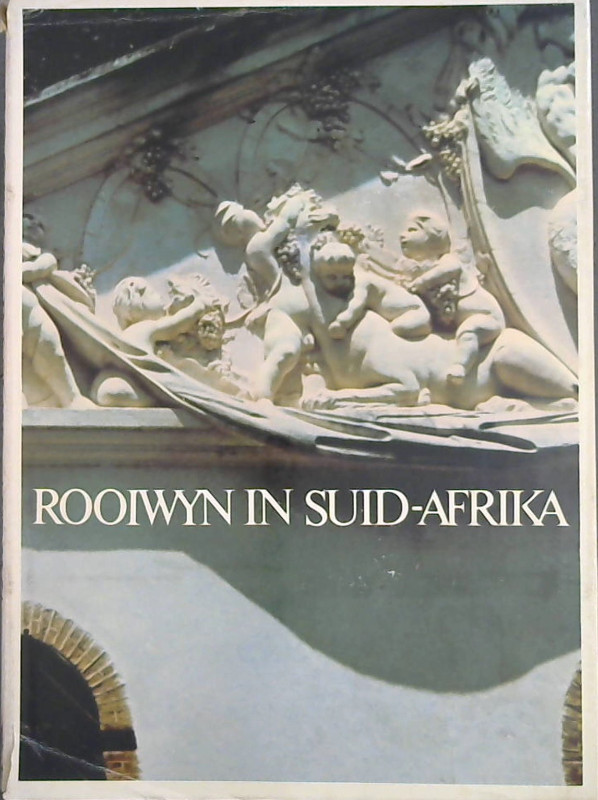 Image for Rooiwyn in Suid - Afrika