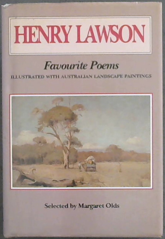 Image for Henry Lawson: Favourite Poems Illustrated with Australian Landscape Paintings