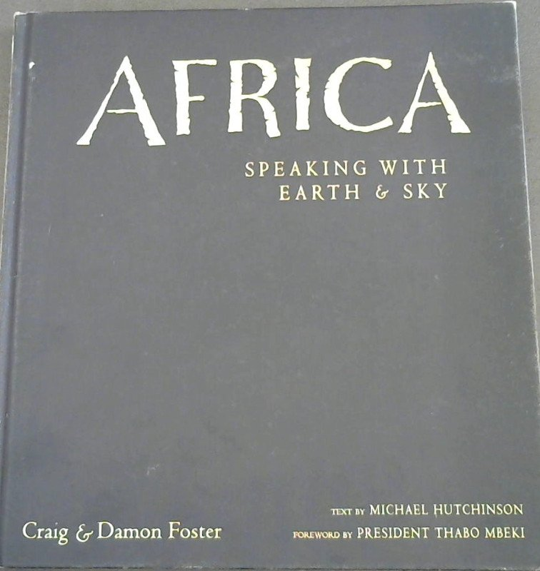Image for Africa : Speaking With Earth & Sky
