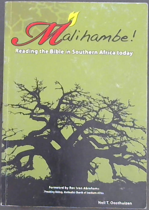 Image for Malihambe! Reading the Bible in Southern Africa today