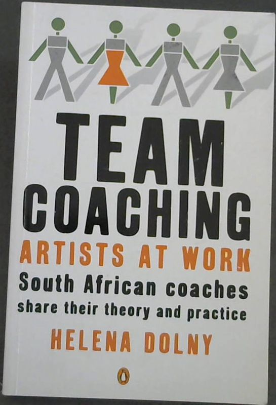 Image for Team Coaching: Artists at Work