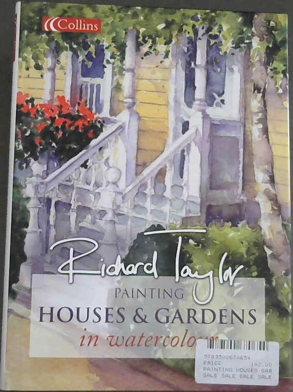 Image for Painting Houses and Gardens in Watercolour