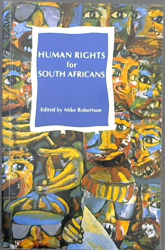 Image for Human Rights for South Africans (Contemporary South African Debates)