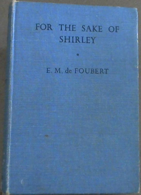 Image for For The Sake Of Shirley