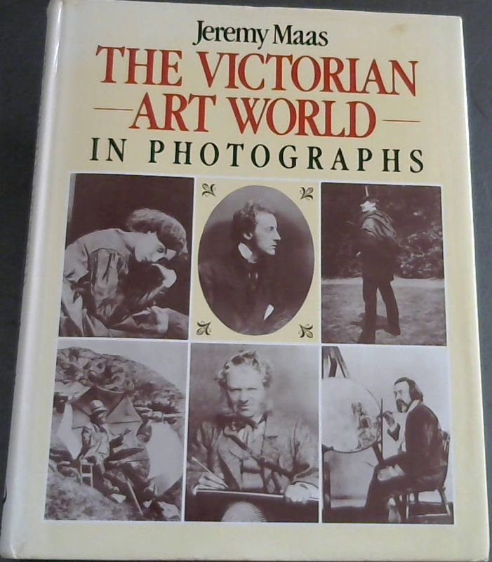 Image for Victorian Art World in Photographs