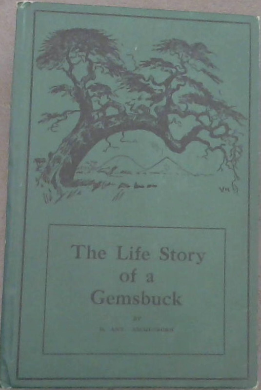 Image for The Life Story of a Gemsbuck