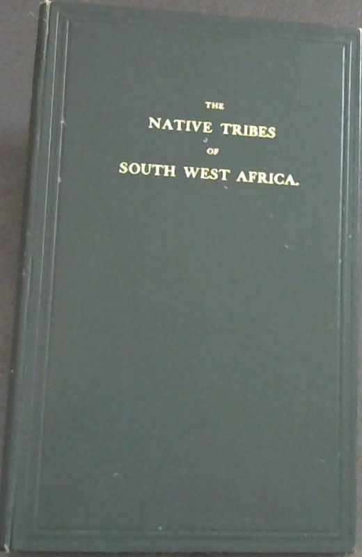 Image for The Native Tribes of South West Africa