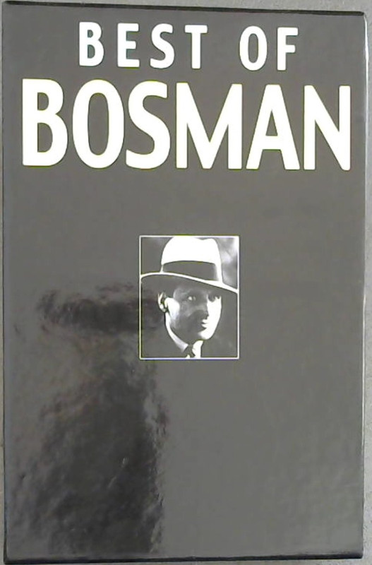 Image for Best of Bosman [Starlight on the Veld & Recognising Blues]