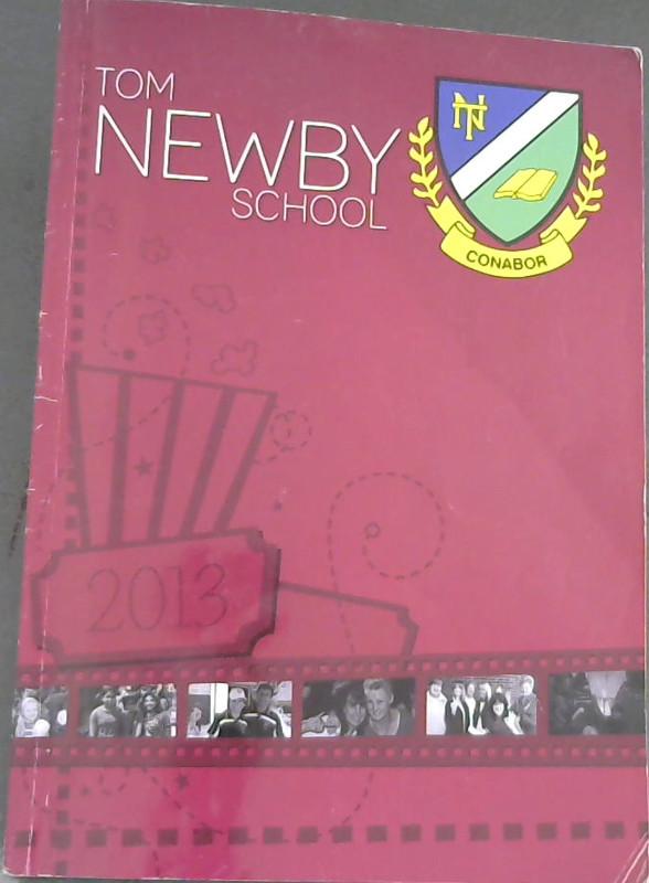 Image for Tom Newby School 2013