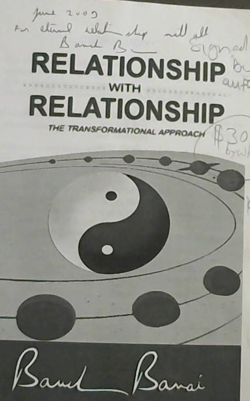 Image for Relationship with Relationship