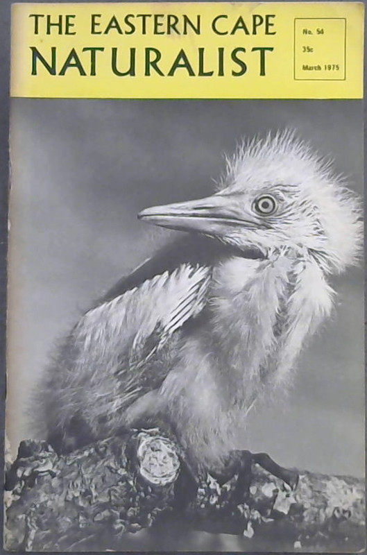 Image for The Eastern Cape Naturalist No. 54  March 1975