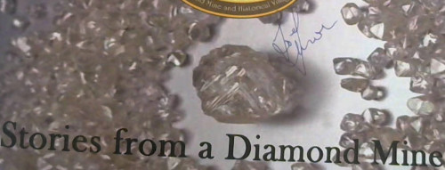 Image for Stories from a Diamond Mine : Stories and picctures of the Cullinan Diamond Mine and Village over the past 100 years