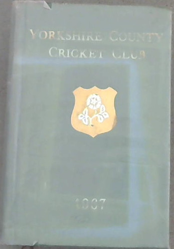 Image for Yorkshire County Cricket Club: Sixty-Ninth Annual Report Season 1967