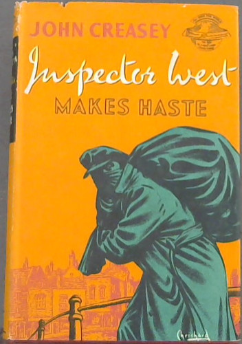 Image for Inspector West Makes Haste