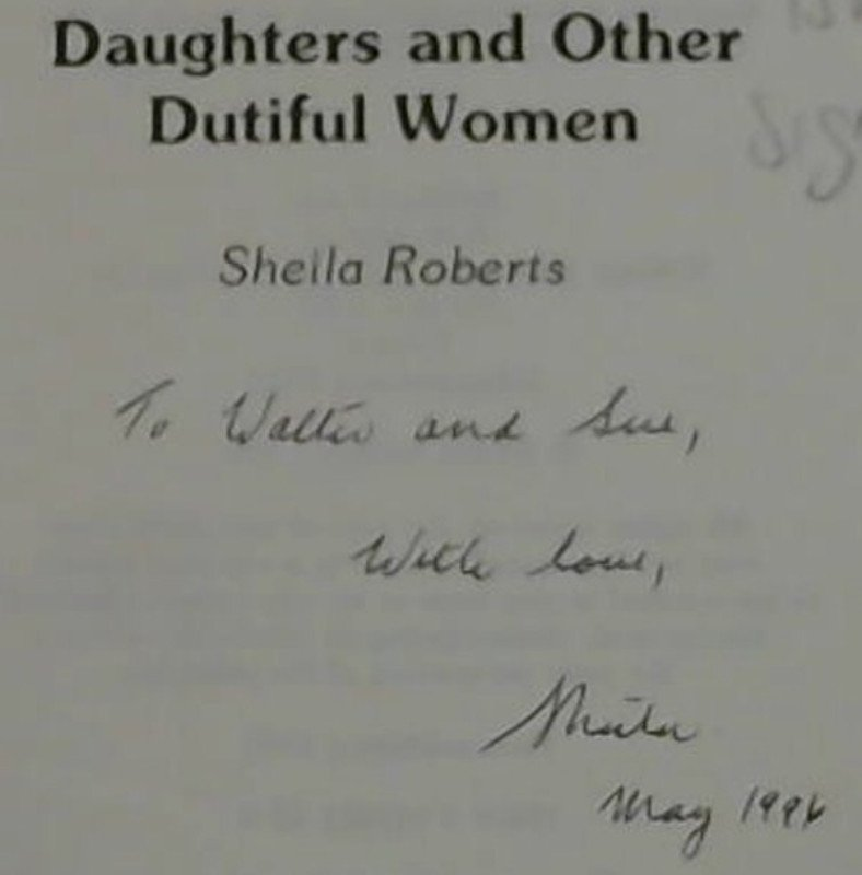 Image for Daughters and other Dutiful Women