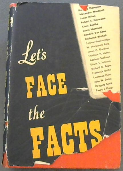 Image for Let's Face the Facts