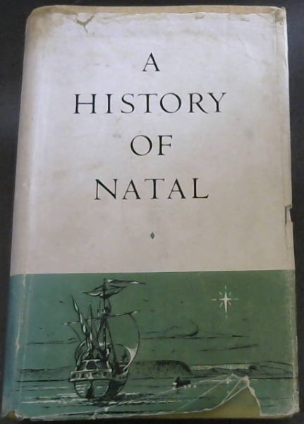 Image for A History of Natal
