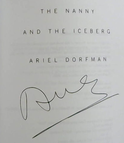 Image for The Nanny and the Iceberg: A Novel