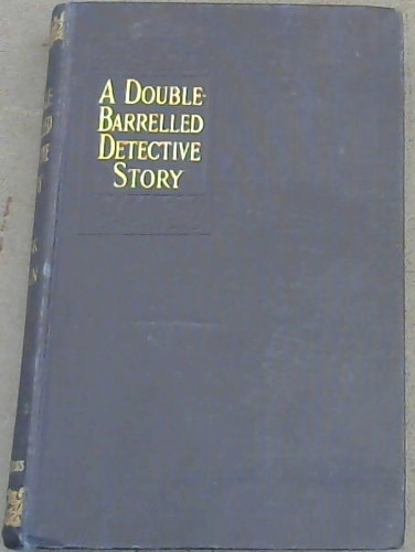 Image for A Double Barrelled Detective Story