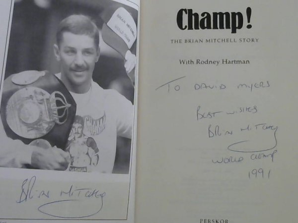 Image for Champ! : The Brian Mitchell Story