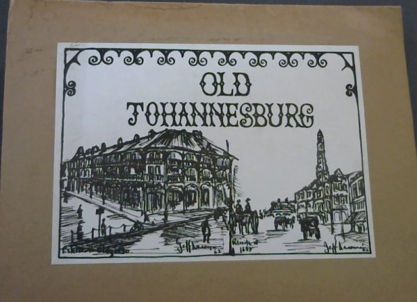 Image for Old  Johannesburg