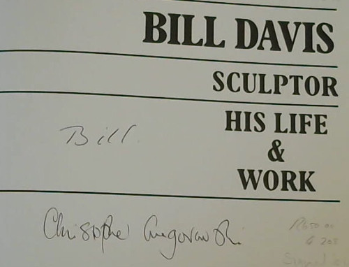 Image for Bill Davis, Sculptor: His Life & Work