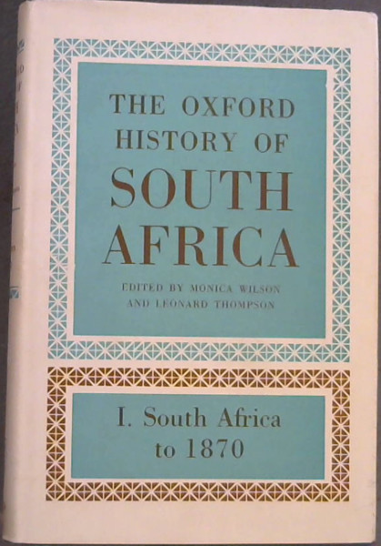 Image for The Oxford History of South Africa