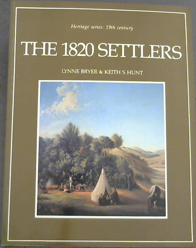 Image for The 1820 Settlers (Heritage series, 19th century)