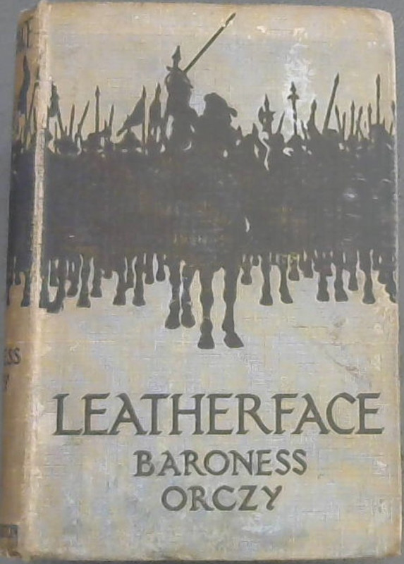 Image for Leatherface; A  Tale  Of  Old  Flanders