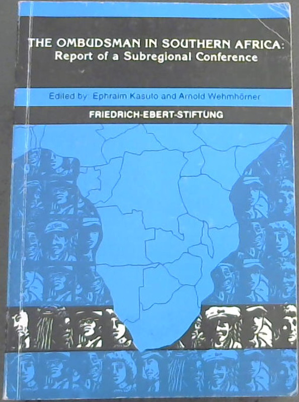 Image for The Ombudsman in Southern Africa: Report of a Subregional Conference