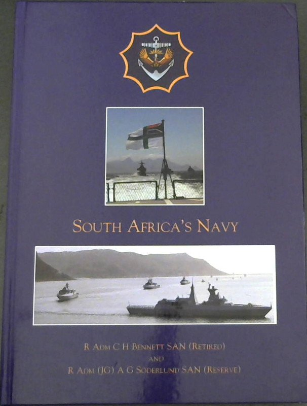 Image for South Africa's Navy: A Navy of the people and for the people