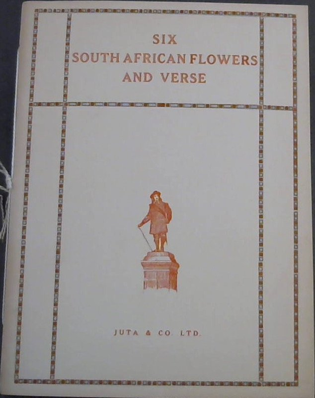 Image for Six South African Flowers and Verse