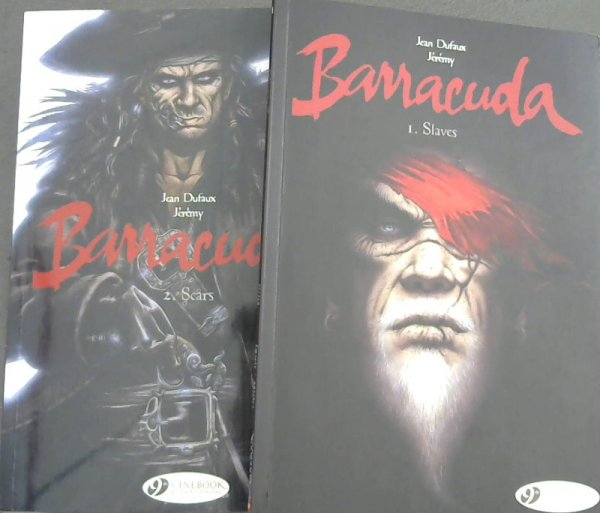 Image for Slaves and Scars (2 volumes set, Barracuda)