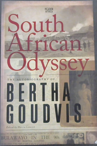Image for South African Odyssey: The Autobiography of Bertha Goudvis