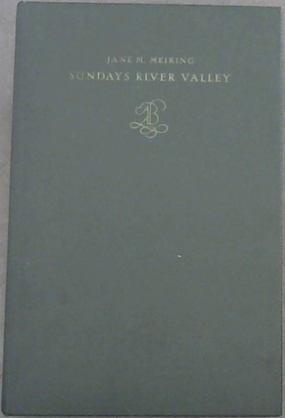 Image for Sundays River Valley: Its history and settlement
