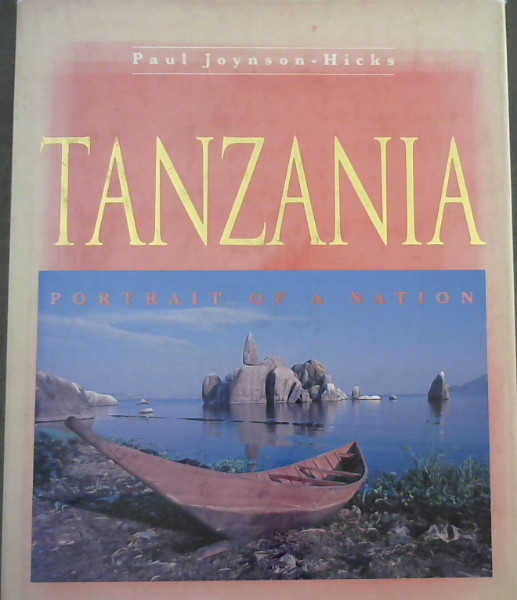 Image for Tanzania : Portrait of a Nation
