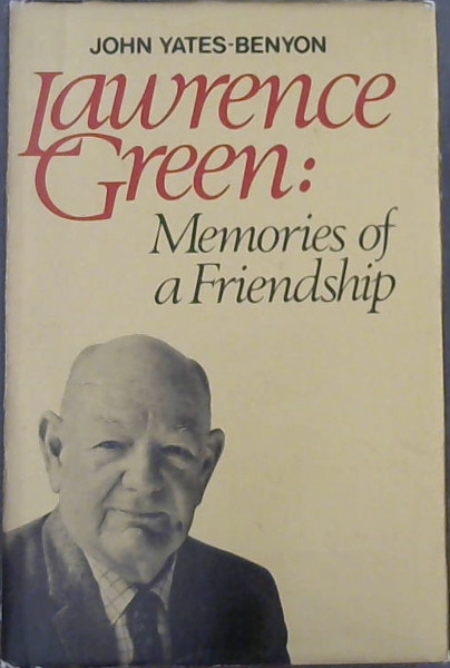 Image for Lawrence Green : Memoirs of a Friendship